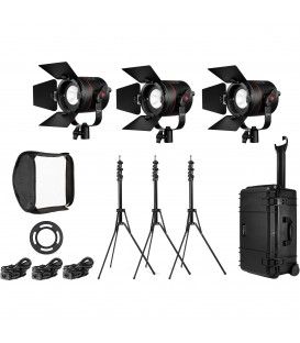 FIILEX P360 PRO PLUS 3 LED KIT(BICOLOR)
