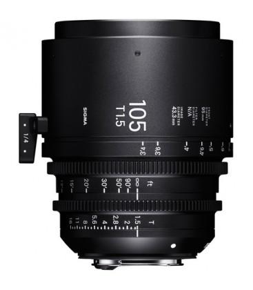 SIGMA LUMINOUS 105MM T1.5 (PL)