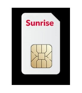 SIM CARD SUNRISE