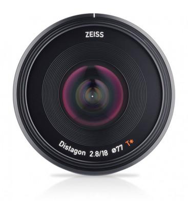 ZEISS BATIS 18MM T/2.8 (FE)