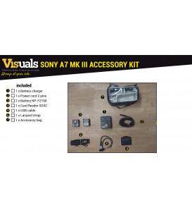 SONY A7 MARK III ACCESSORY KIT